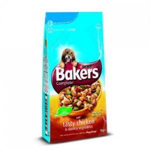Bakers Complete Chicken & Vegetables 14kg – FREE DELIVERY !!!