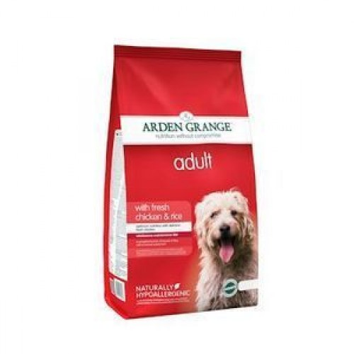 Arden Grange Dog Adult Chicken & Rice 12Kg