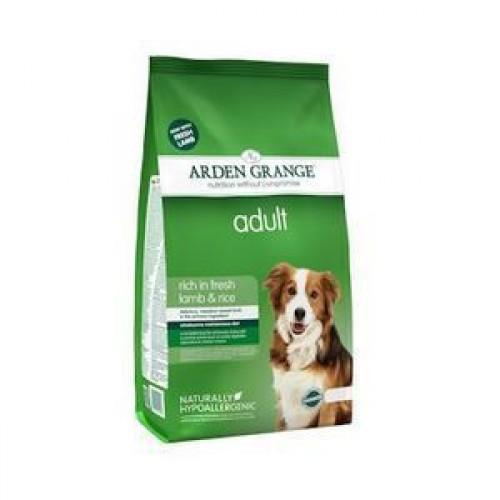 Arden Grange Dog Adult Lamb & Rice 12Kg