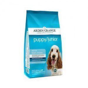 Arden Grange Puppy Junior Chicken 12Kg – FREE DELIVERY !!!