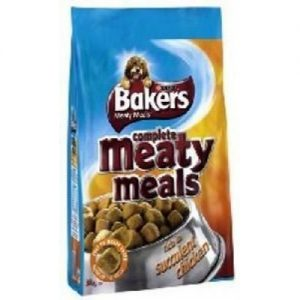 Bakers Meaty Meals Chicken 4 X 2.7kg – FREE DELIVERY !!!