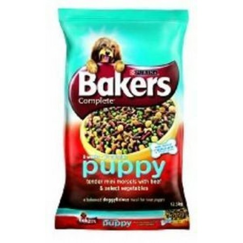 Bakers Complete Puppy 12.5g