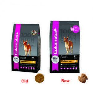 Eukanuba Dog Adult Medium Breed 3kg Chicken – FREE DELIVERY !!!