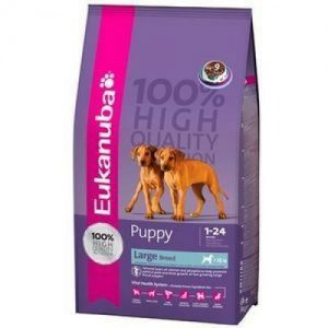 Eukanuba Puppy Large Breed 15kg – FREE DELIVERY !!!