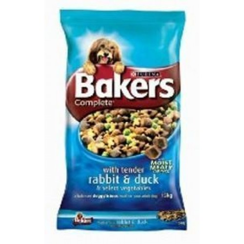 Bakers Complete Rabbit & Duck 14kg