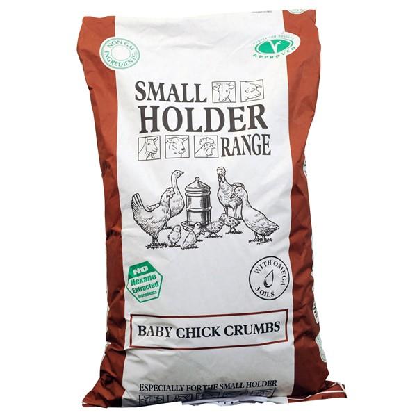 Allen & Page Baby Chick Crumb – 20 Kg