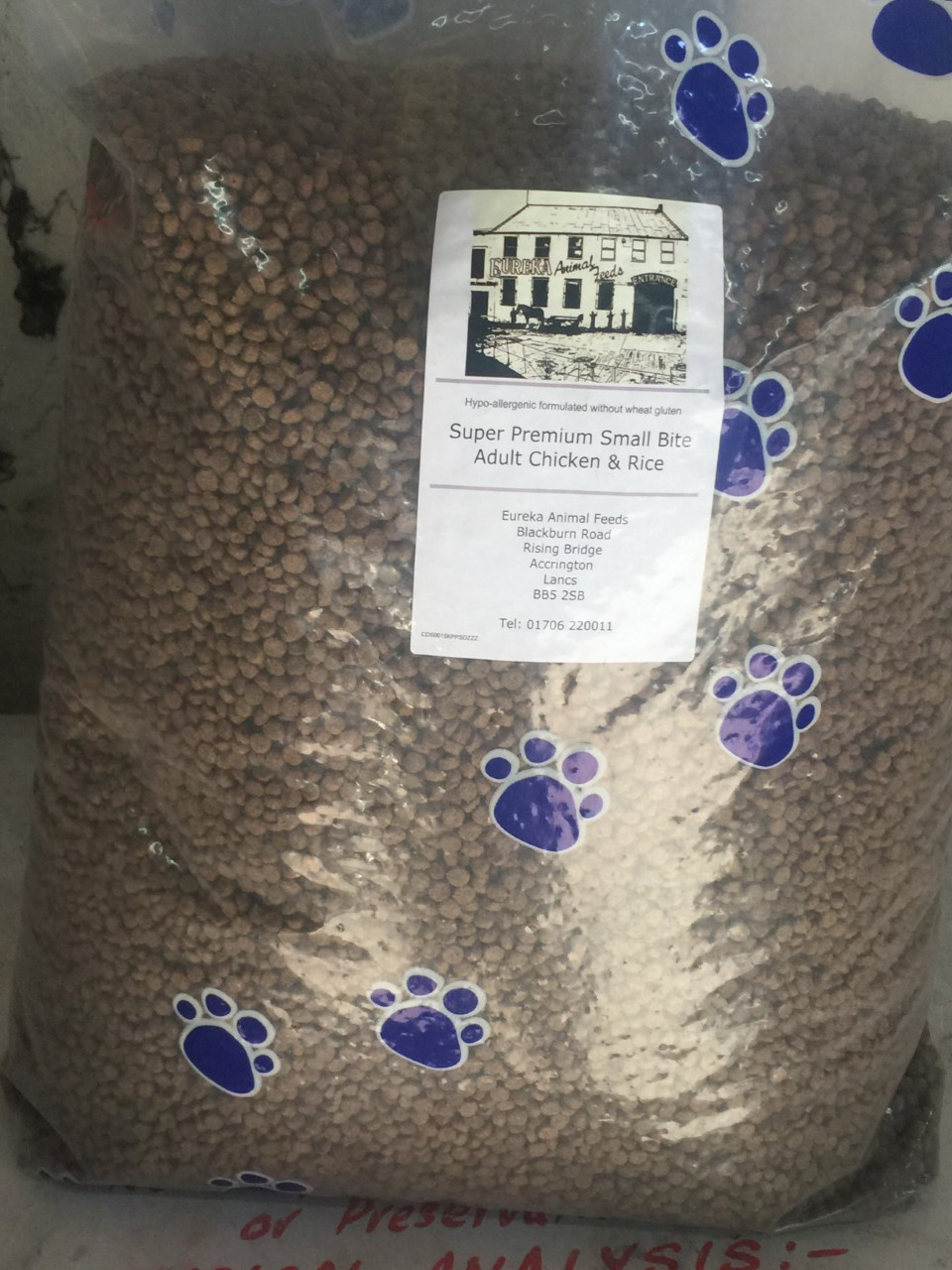 Chicken And Rice Hypo Allergic Dog Food