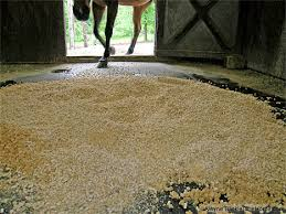 wood pellet bedding