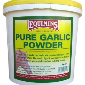 Equimins Garlic Powder 3kg – FREE DELIVERY !!!