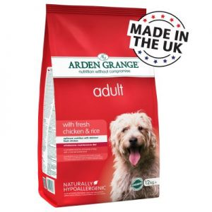 Arden Grange Adult – Chicken & Rice 12Kg – FREE DELIVERY !!!