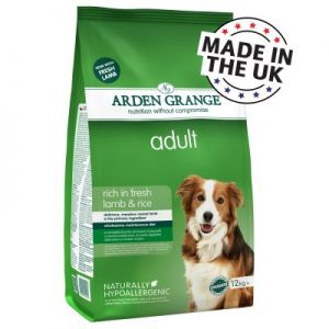 Arden Grange Adult – Lamb & Rice 12Kg – FREE DELIVERY !!!