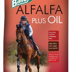 Baileys-ALFALFA-PLUS-OIL 20kg  *** £ 14.99 *** COLLECT IN PERSON FOR THIS SPECIAL ONLINE DEAL  !!!