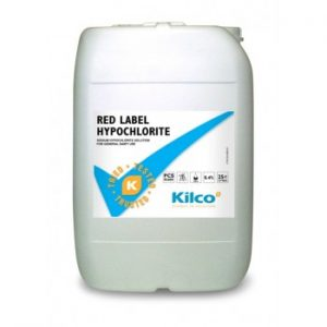 Hypochlorite Red Label Dairy Cleaner 25ltrs ***£16.99*** COLLECT IN PERSON FOR THIS SPECIAL ONLINE DEAL !!!