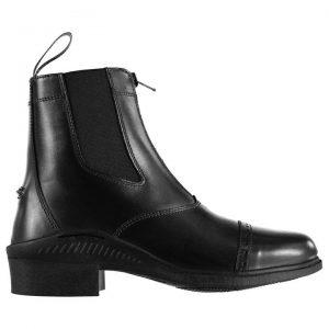 Brogini Tivoli Zip Boots-Black – FREE DELIVERY !!!