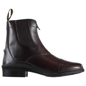 Brogini Tivoli Zip Boots-Brown – FREE DELIVERY !!!