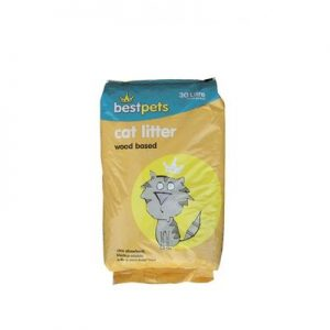 BESTPETS Wood Based Cat Litter 30ltr Bag ***£8.99*** COLLECT IN PERSON FOR THIS SPECIAL ONLINE DEAL  !!!