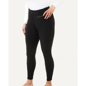 Noble Outfitters Full Seat Balance Riding Tights – Black – FREE DELIVERY !!!