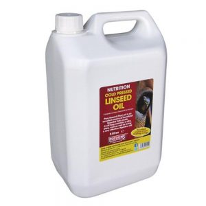 Equimins Linseed Oil 5ltr –  FREE DELIVERY !!!