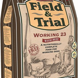 Skinner's Field & Trial Working 23 Dog Food 2.5kg ***£6.99*** COLLECT IN PERSON FOR THIS SPECIAL ONLINE DEAL  !!!