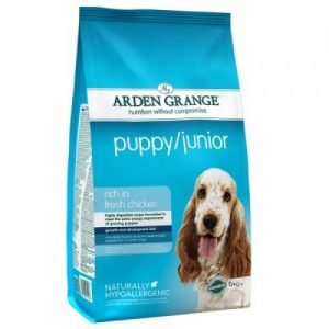 Arden Grange Puppy Junior Chicken 12Kg – FREE DELIVERY !!!