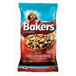 Bakers Complete Beef & Veg 14kg – FREE DELIVERY !!!