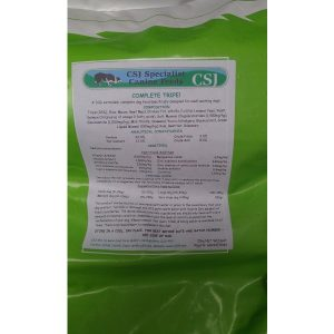CSJ Complete Tripe (22% Protein) 15kg  *** £19.99 *** COLLECT IN PERSON FOR THIS SPECIAL ONLINE DEAL  !!!