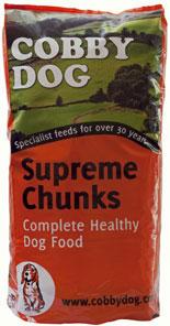 Cobbydog Supreme Chunks 15kg – FREE DELIVERY !!!