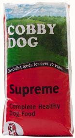 Cobbydog  Supreme (Red Bag) 15kg – FREE DELIVERY !!!