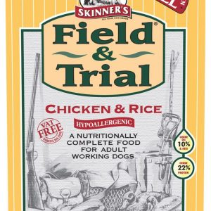 Skinner's Field & Trial Chicken & Rice 15kg – FREE DELIVERY !!!