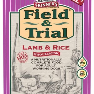 Skinner's Field & Trial Lamb & Rice Dog Food 15kg – FREE DELIVERY !!!