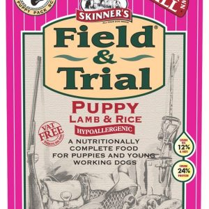 Skinner's Field & Trial Puppy Lamb & Rice 15kg – FREE DELIVERY !!!