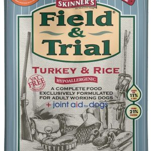 Skinner's Field & Trial Turkey & Rice 15kg – FREE DELIVERY !!!