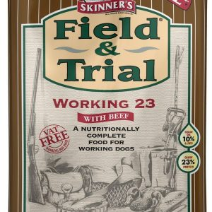 Skinner's Field & Trial Working 23 Dog Food 15kg – FREE DELIVERY !!!