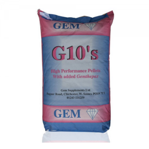 Gem G10 Pellets 20kg ***£16.99*** COLLECT IN PERSON FOR THIS SPECIAL ONLINE DEAL !!!