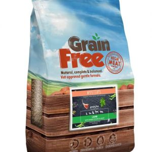 Eureka Grain Free Lamb Adult Dog Food 12kg ***£34.99*** COLLECT IN PERSON FOR THIS SPECIAL ONLINE DEAL  !!!