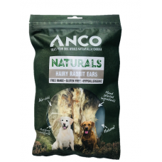 Anco Naturals Hairy Rabbit Ears 100g  *** £4.39 *** COLLECT IN PERSON FOR THIS SPECIAL ONLINE PRICE !!! !!!