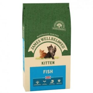 James Wellbeloved Kitten Fish 1.5kg ***£10.99*** COLLECT IN PERSON FOR THIS SPECIAL ONLINE DEAL !!!