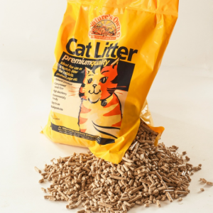 Natures Own Wood Cat Litter 30ltr Bag ***£7.50 *** COLLECT IN PERSON FOR THIS SPECIAL ONLINE DEAL !!!