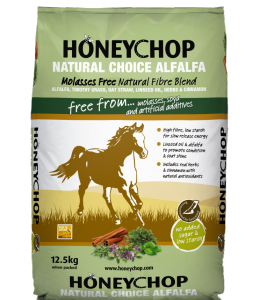 Honeychop Natural Choice Alfalfa 12.5kg – FREE DELIVERY !!!