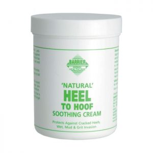 Barrier Heel To Hoof Soothing Cream For Horses 250mL ***£7.99*** COLLECT IN PERSON FOR THIS SPECIAL ONLINE DEAL  !!!