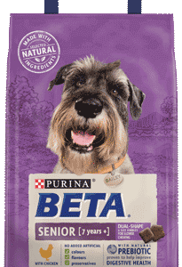 Purina BETA Senior Chicken 14kg – FREE DELIVERY !!!