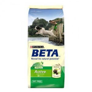 PURINA BETA  Active With Chicken & Rice 2.5kg – FREE DELIVERY !!!