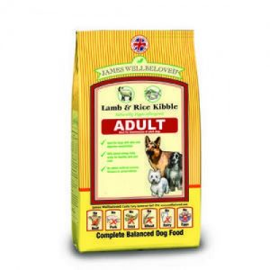 James Wellbeloved Dog Adult Large Breed Lamb & Rice 15kg – FREE DELIVERY !!!