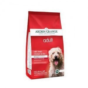 Arden Grange Dog Adult Chicken & Rice 12Kg – FREE DELIVERY !!!