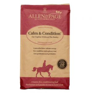 Allen & Page Calm & Condition  *** £11.99 *** COLLECT IN PERSON FOR THIS SPECIAL ONLINE DEAL  !!!