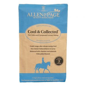 Allen & Page Cool & Collected  *** £12.99 *** COLLECT IN PERSON FOR THIS SPECIAL ONLINE DEAL  !!!