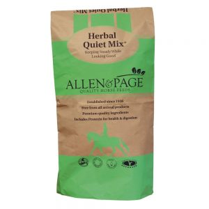 Allen & Page Herbal Quiet Mix  *** £12.99 *** COLLECT IN PERSON FOR THIS SPECIAL ONLINE DEAL  !!!