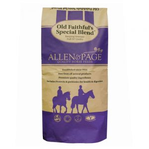 Allen & Page Old Faithful's Special Blend 20kg – FREE DELIVERY !!!