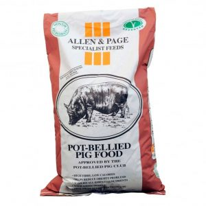 Allen & Page Pot Bellied Pig Food 20kg ***£12.99*** COLLECT IN PERSON FOR THIS SPECIAL ONLINE DEAL  !!!
