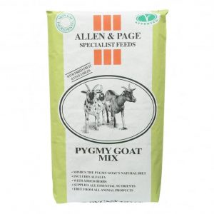 Allen & Page Pygmy Goat Feed Mix 15kg  ***£12.99*** COLLECT IN PERSON FOR THIS SPECIAL ONLINE DEAL  !!!